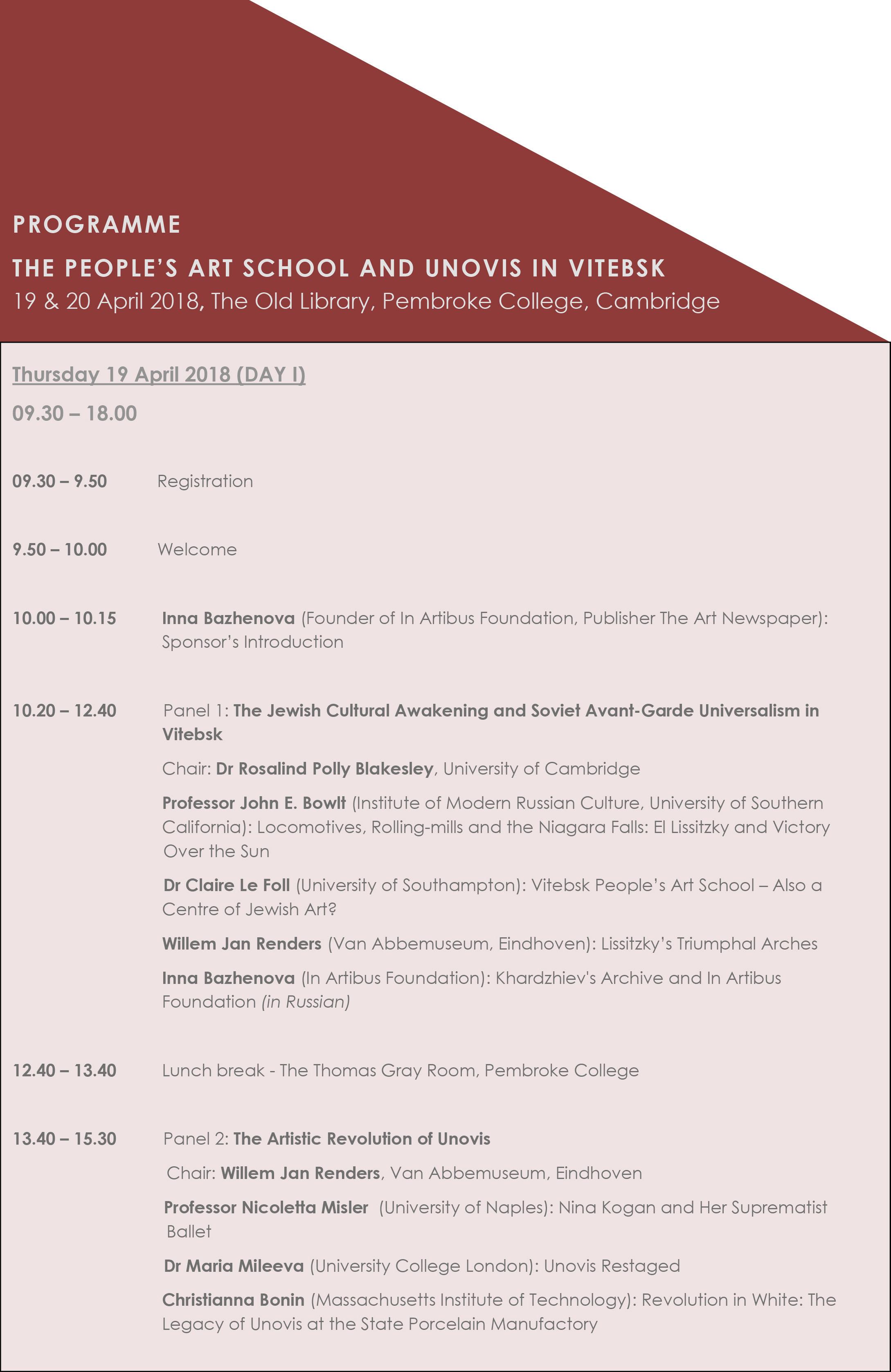 The People's Art School Programme-1