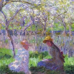 Monet Printemps