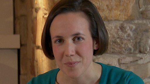 Olivia Horsfall Turner presents 'Unbuilt Britain' on BBC4